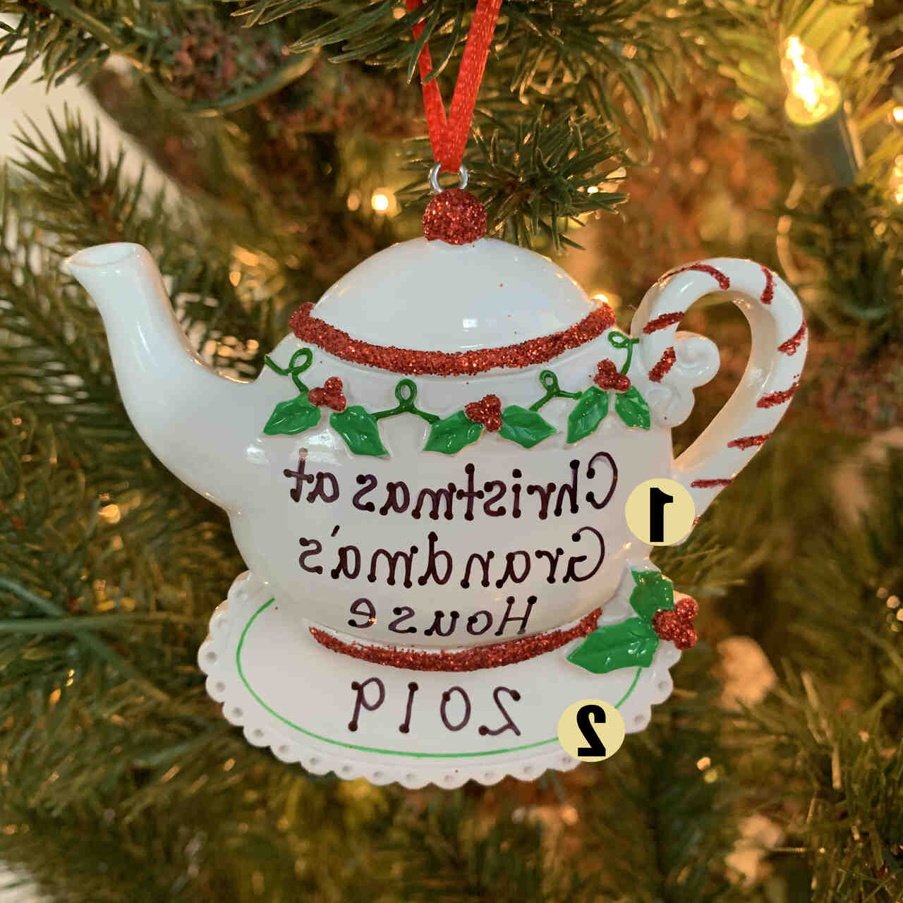 Comment faire une décoration de Noël personnalisée