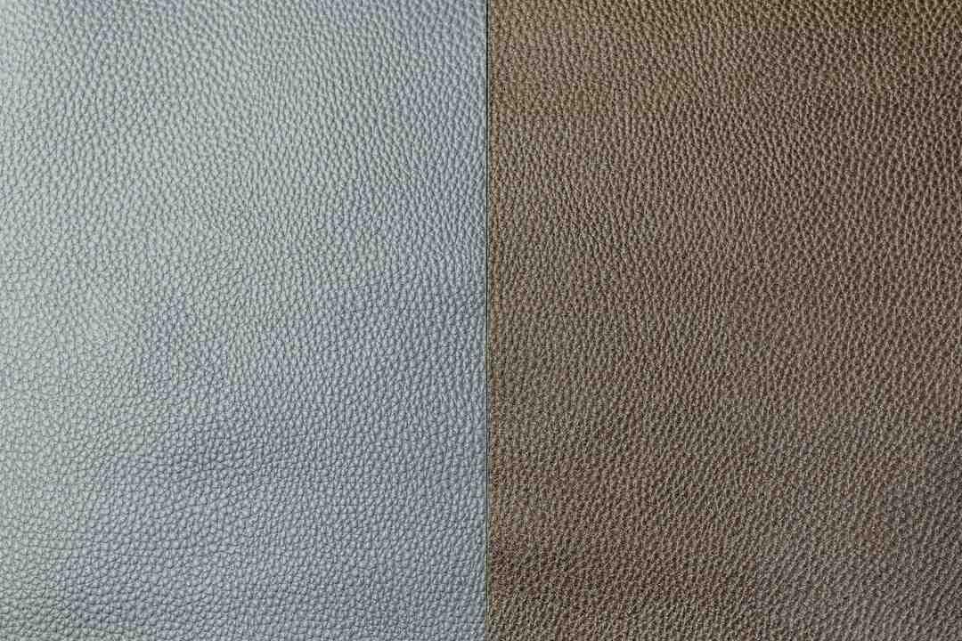 Comment durcir le cuir
