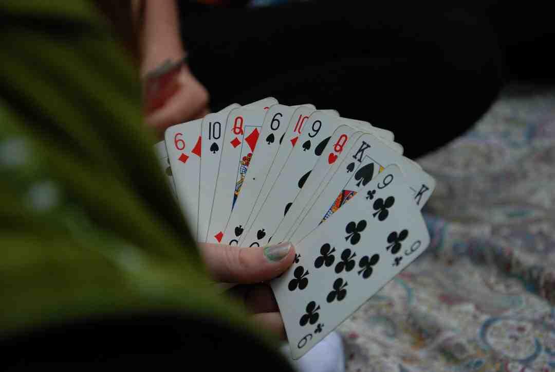 Jeux de cartes réussite