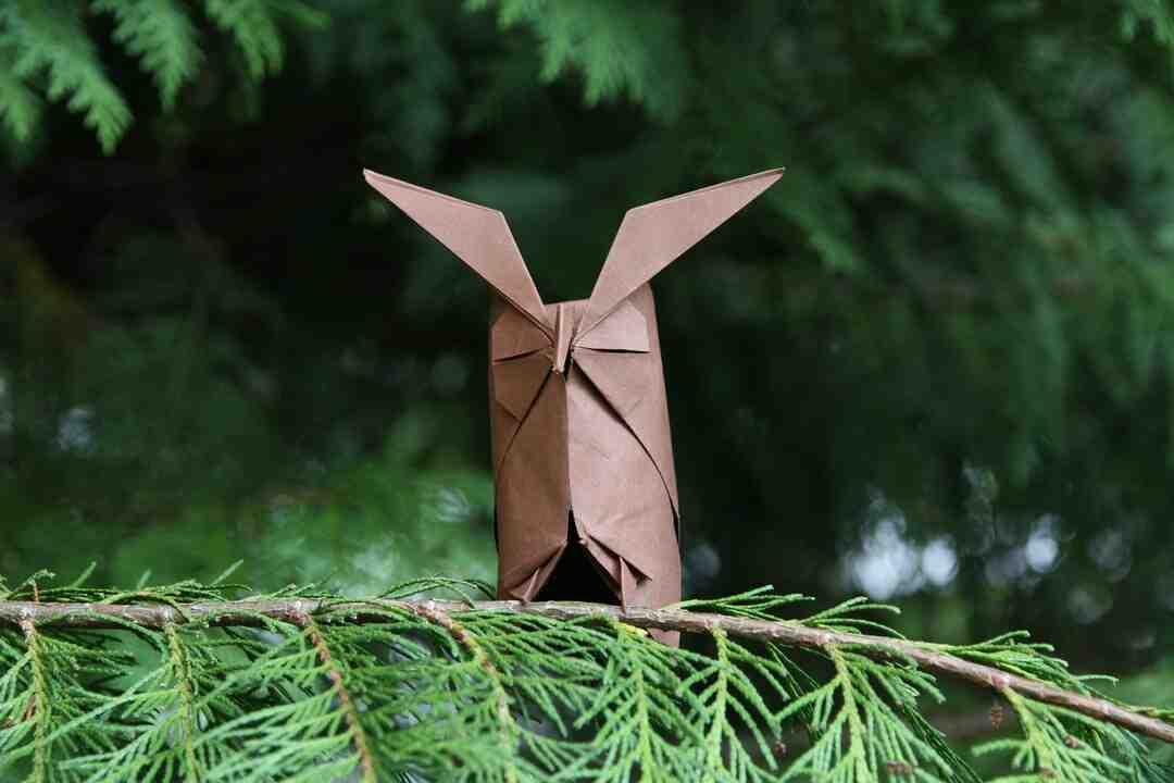 Comment faire des origami