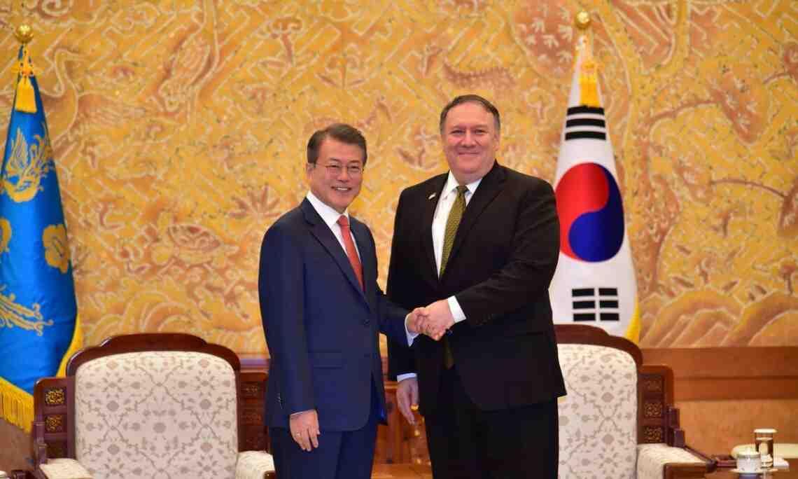 Corée du sud président